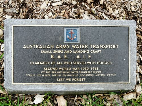 Australia Army Water Transport : 25-September-2011