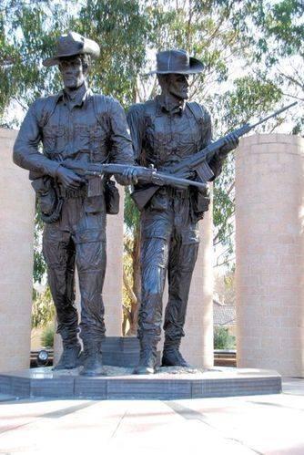 Australian Army National Memorial : 02-June-2012