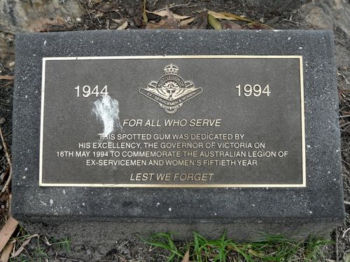 Australian Legion of Ex-Servicemen and Women : 23-September-2011