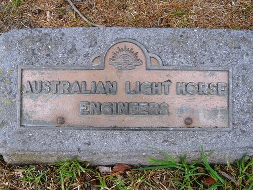 Australian Light Horse Engineers : 21-September-2011