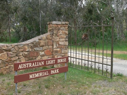Australian Light Horse Memorial Park : 22-October-2011