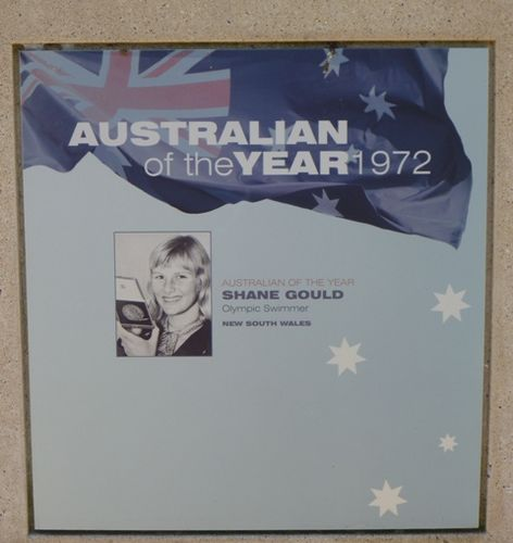 Australian Of The Year Walk : 3-April-2011