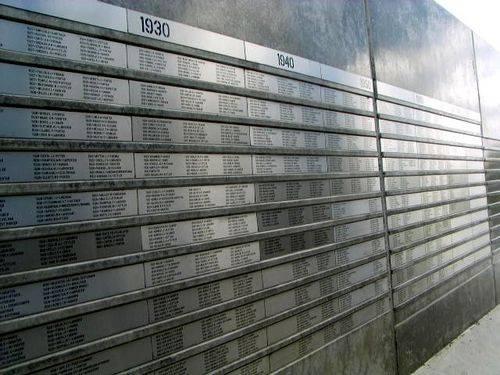 Australian Railway Monument Honour Roll 2