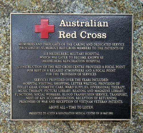 Australian Red Cross : 11-March-2012