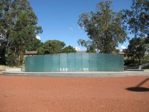 Australian Service Nurses National Memorial : 25-January-2011