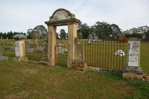 Ayre Memorial Gates : August-2014