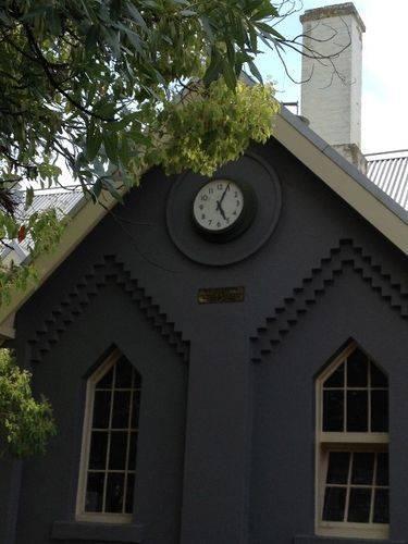 Primary School Memorial Clock 2 : October 2013