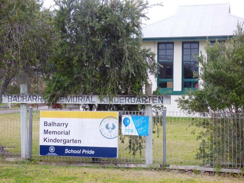 Balharry Memorial Kindergarten