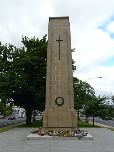Ballarat Cenotaph : 06-December-2011