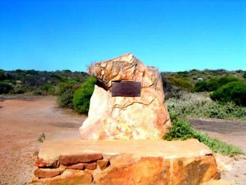 Batavia  Mutineers Monument