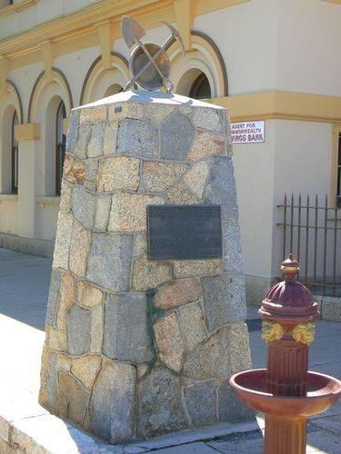 Beechworth Pioneer Memorial