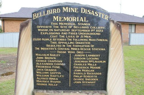 BellBird Mining Disaster : 10-July-2011