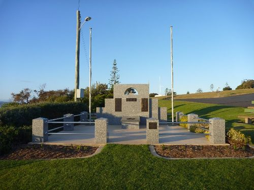Bermagui War Memorial : 03-October-2012