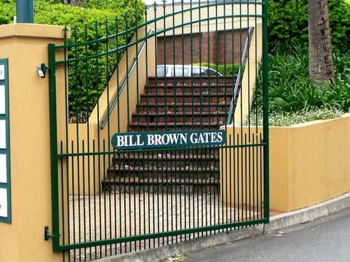 Bill Brown Gates