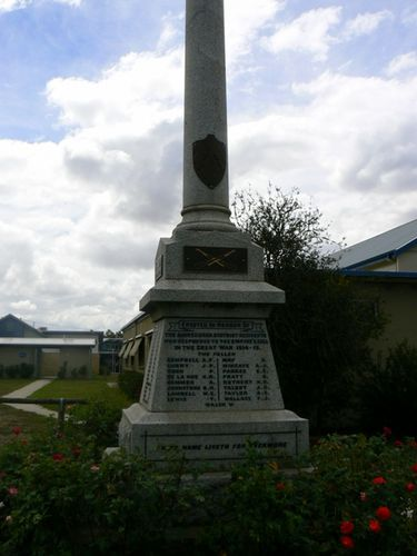 Birregurra War Memorial