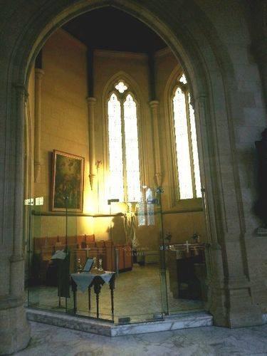 St Augustine`s Chapel : November 2013