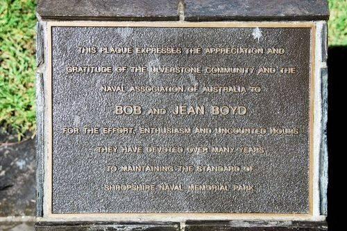 Bob & Jean Boyd : 22-November-2011