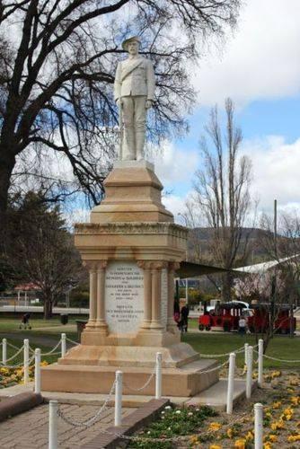 Boer War Memorial : 13-October-2012