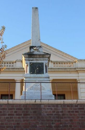 Boer War Memorial : 10-July-2011