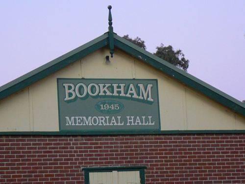 Bookham Memorial Hall 2