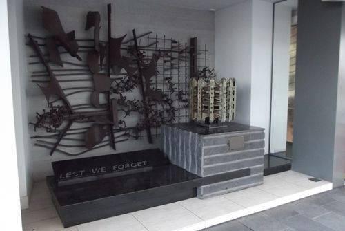 RSL Memorial Court : Feb 2014