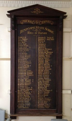 Buninyong State School Honour Roll : November 2013