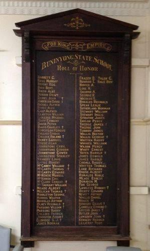 Buninyong State School Honour Roll : November 2013