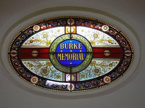 Burke Memorial Window