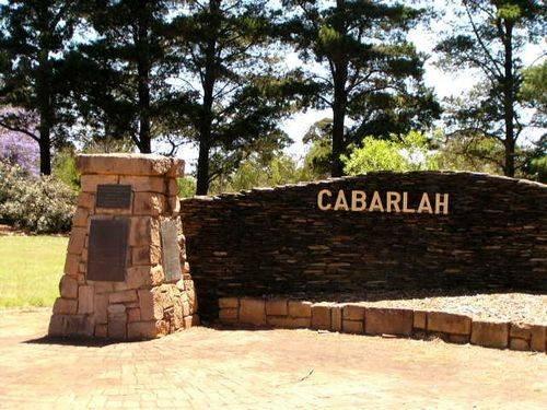 Cabarlah Pioneers Bicentennial Memorial