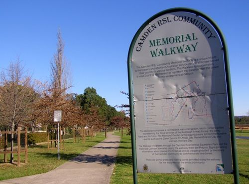 Memorial Walkway : 16-June-2014