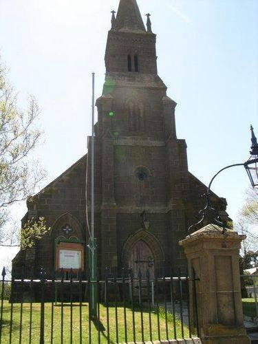 Campbell Memorial Church