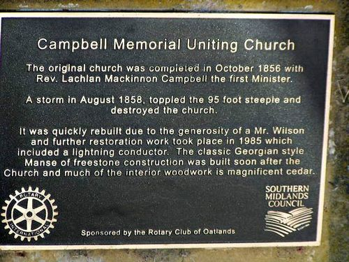 Campbell Memorial Church