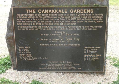 Canakkale Gardens : 17-September-2012