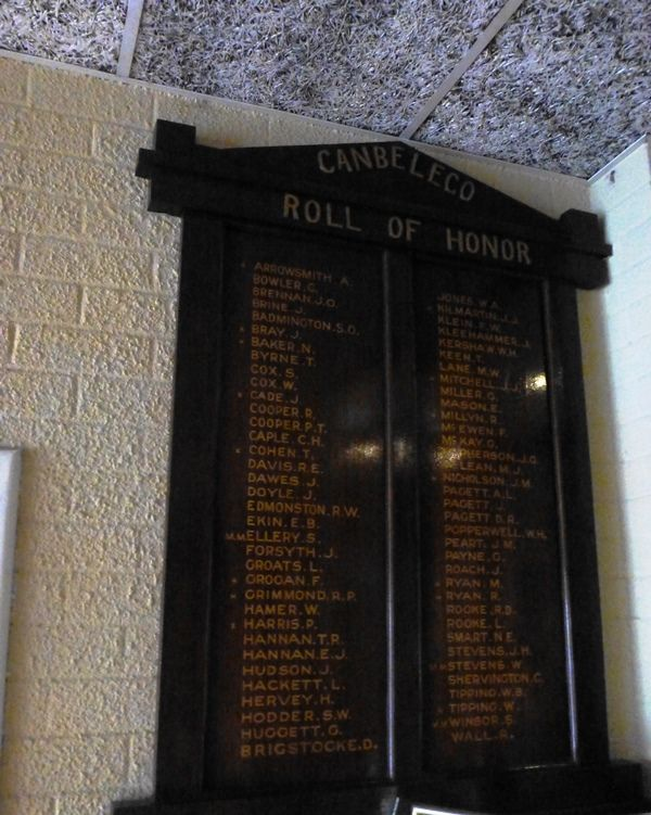 Honour Roll 2 : 15-March-2016