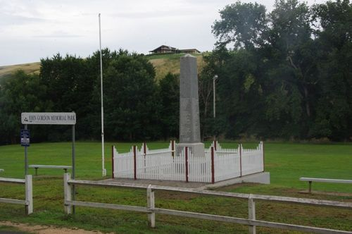 Candelo War Memorial 3 : December 2013