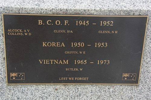 BCOF, Korea & Vietnam : December 2013
