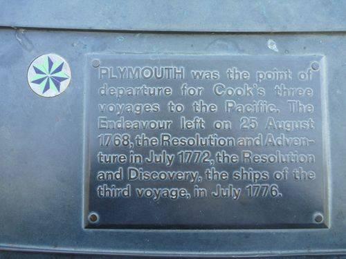 Captain Cook Memorial : 03-April-2011