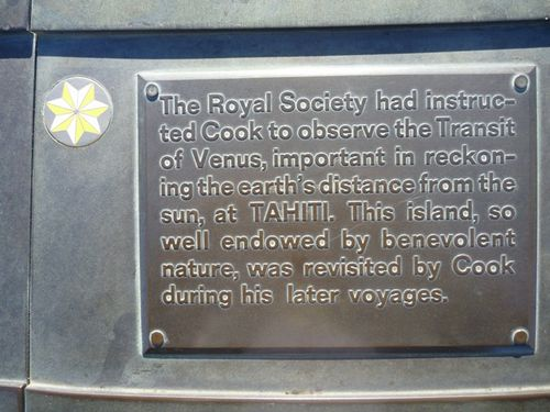 Captain Cook Memorial : 03-April-2011