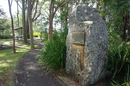 Captain Cook Monument : June 2014