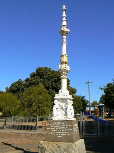 Casterton Boer War Memorial
