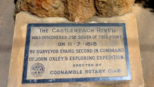 Castlereagh River Discovery : 17-February-2011