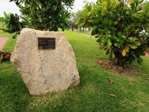 Catalina A24 24 Memorial Plaque
