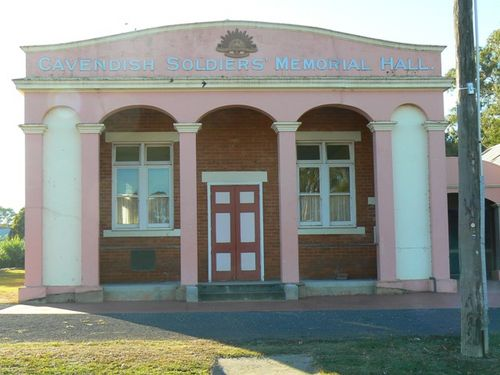 Cavendish Soldiers Memorial Hall