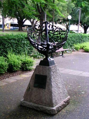 Centenary Place Sundial