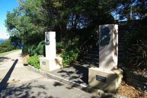 Federation Point Sculptures : December 2013