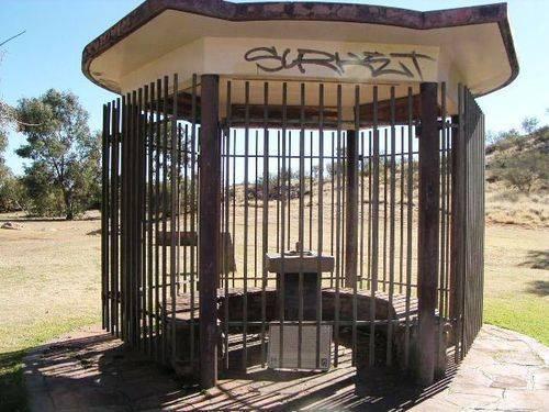 Central Australia Pioneers Memorial