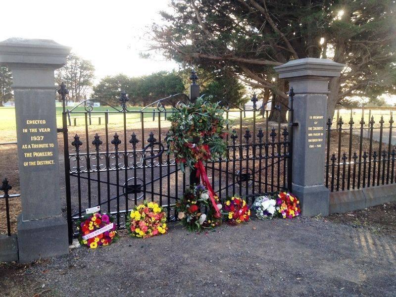 19-April-2015 : Opening of new gates (David Jirik)