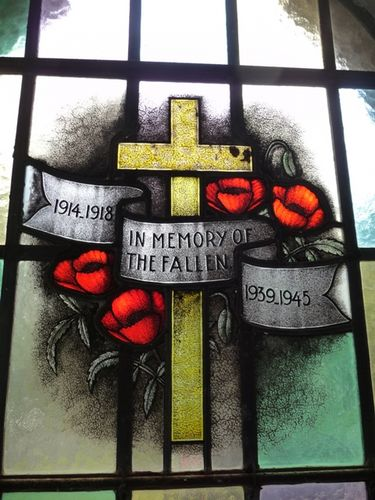 Christ Church Memorial Window : 20-December-2010