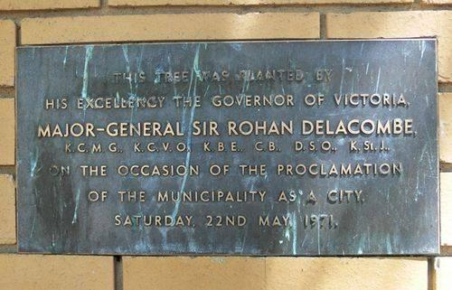 City Proclamation : 26-November-2011