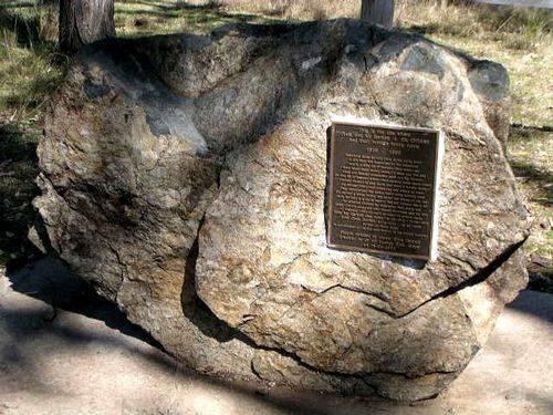 Clark Bartlett Memorial